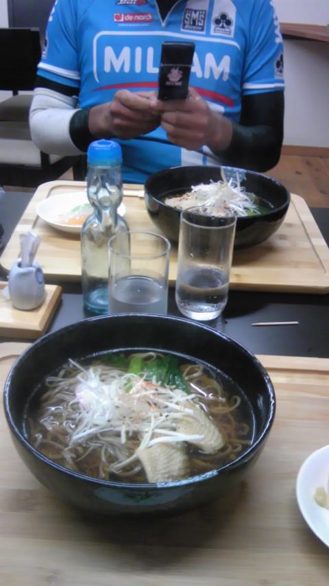 蕎麦と息子と地ビ〜ルと 奥久慈ツ〜リング