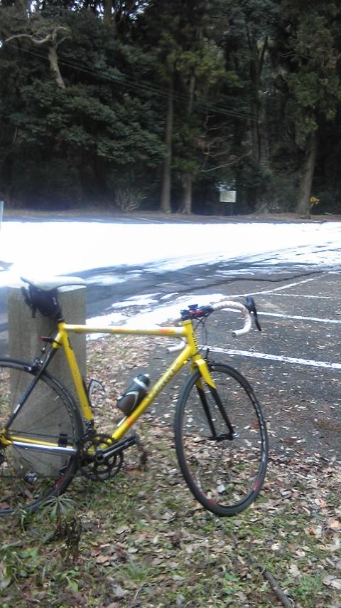 月曜サイクリング♪